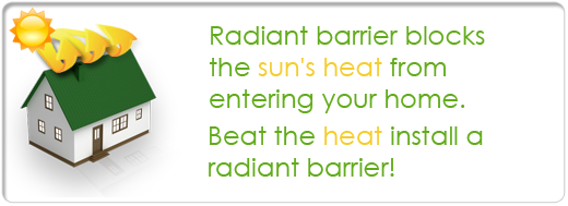 dallas radiant barrier contractor