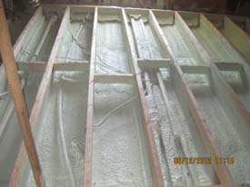 air seal attic floor