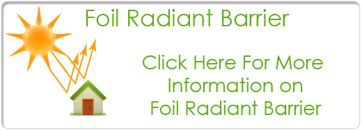 foil radiant barrier