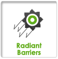 Spray On and Foil Radiant Barrier