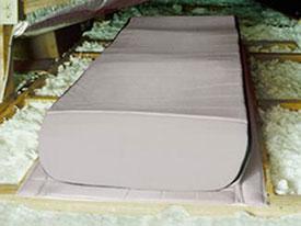 Scuttle Door Attic Tent & Dallas Attic Tents - The ultimate attic access insulation u0026 air ...