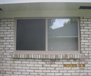 Dallas vinyl replacement window contractor perkins inc for Window replacement contractor